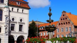 Lüneburg mit Programm u. Essen